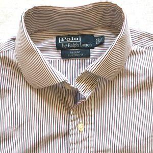 Polo Ralph Lauren Regent dress shirt 15-1/2, 32/33